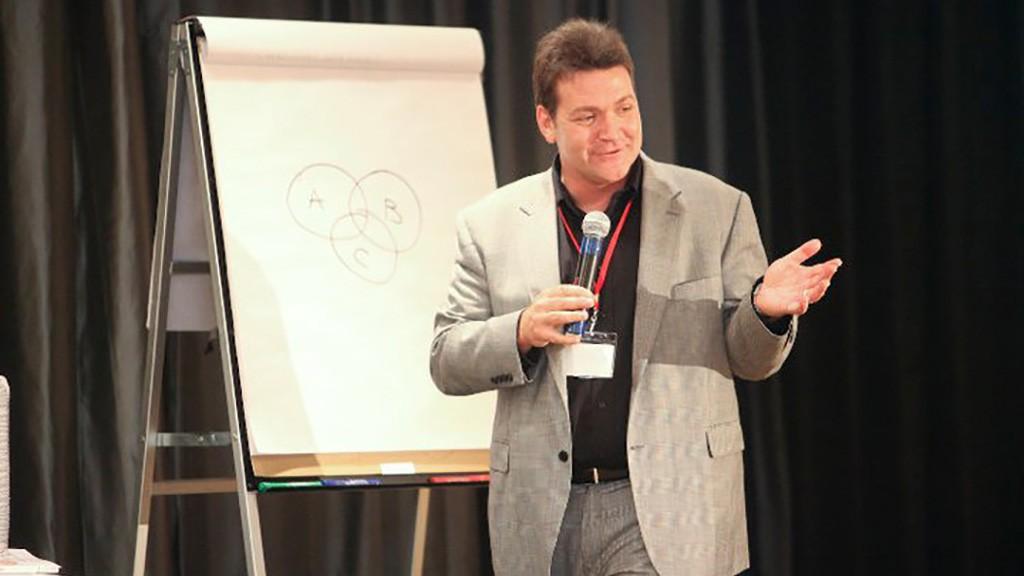 Shawn Shepheard - Speaker