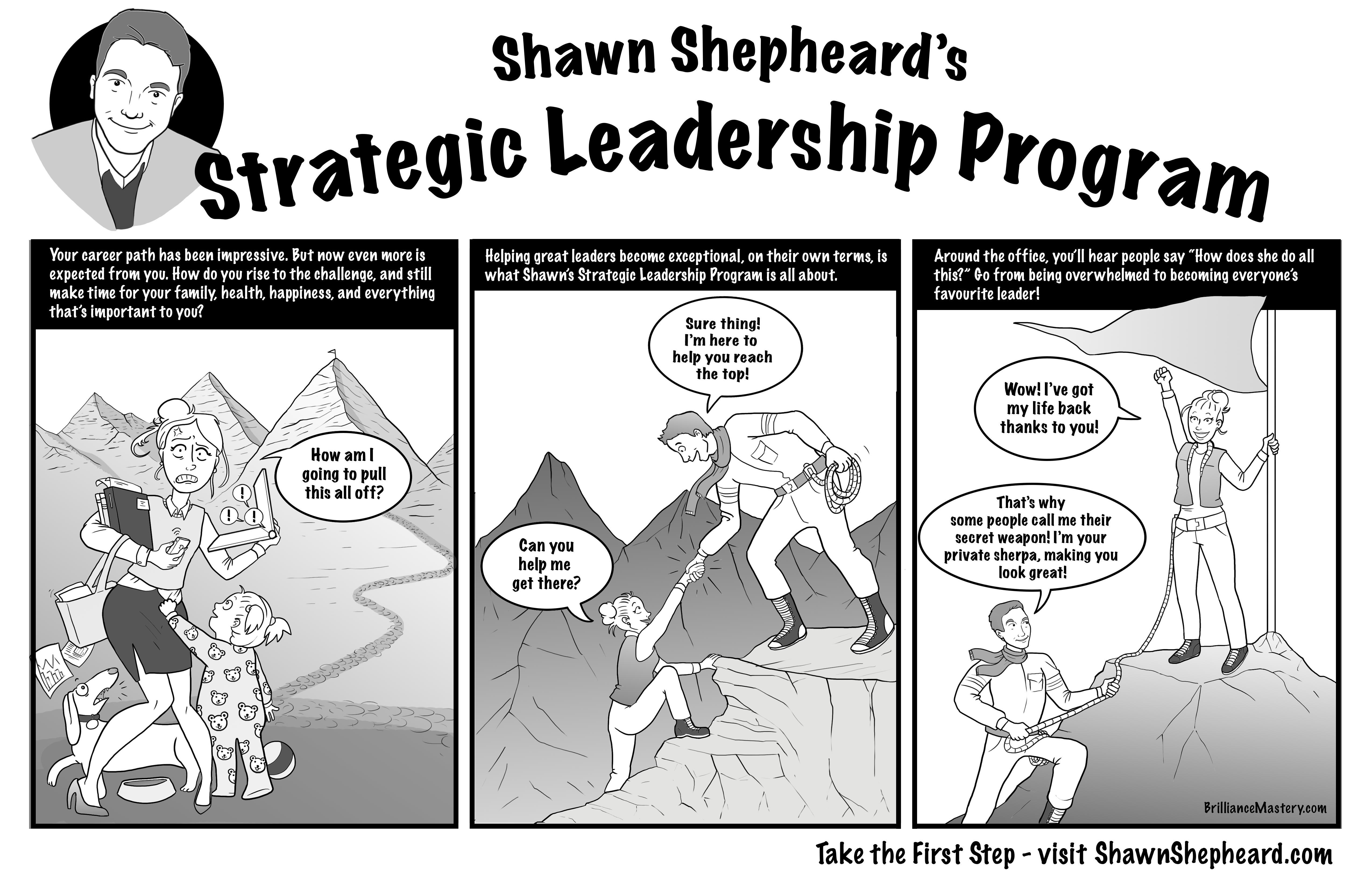 Sherpa Shawn